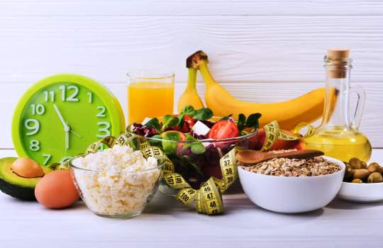 Tips Diet Sukses dengan Mengatur Pola Waktu Makan