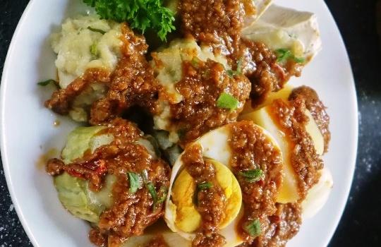 Resep Siomay Ikan Bandung dan Cara Membuatnya
