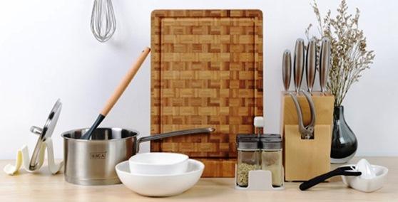 Furnitur Kitchen Terbaik untuk Dapur Berkonsep Minimalis