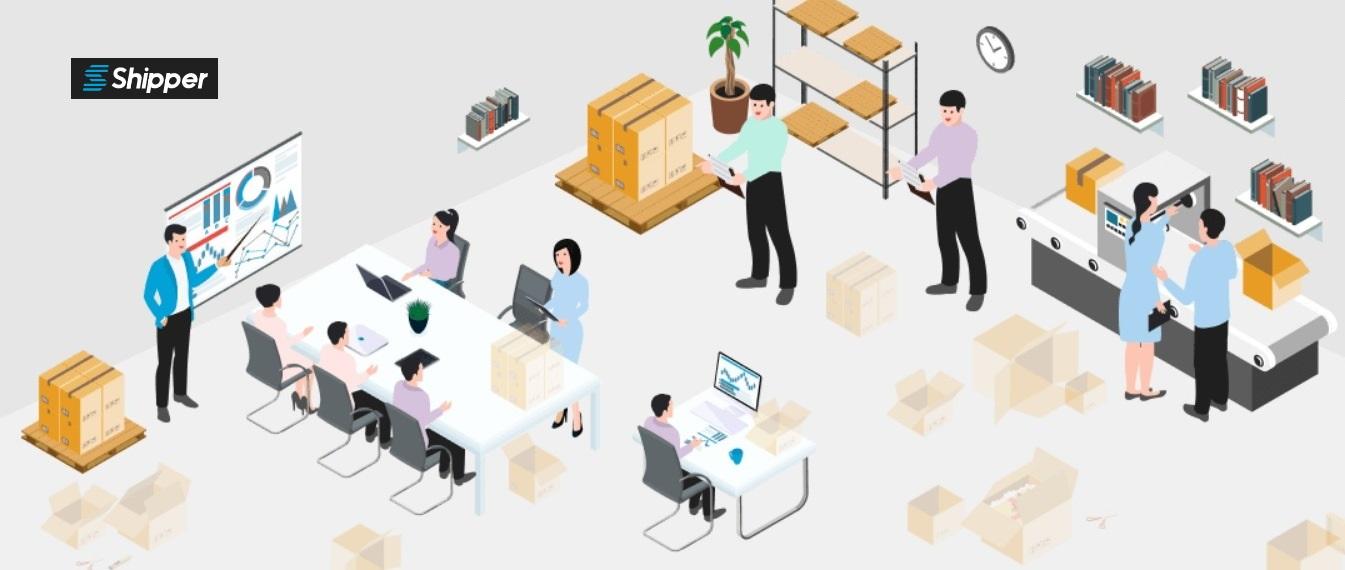4 Keunggulan Jasa Sewa Gudang Shipper untuk Kebutuhan Logistik Bisnis Anda